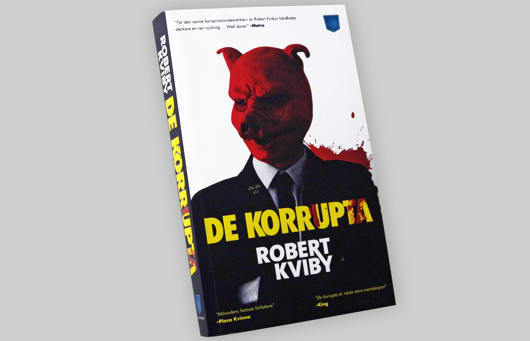De Korrupta, Pocketförlaget