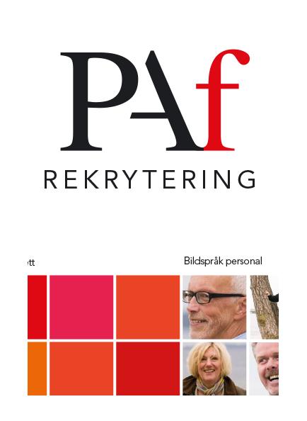 PAf Rekrytering