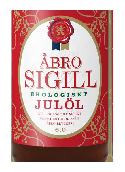 Åbro Sigill Julöl