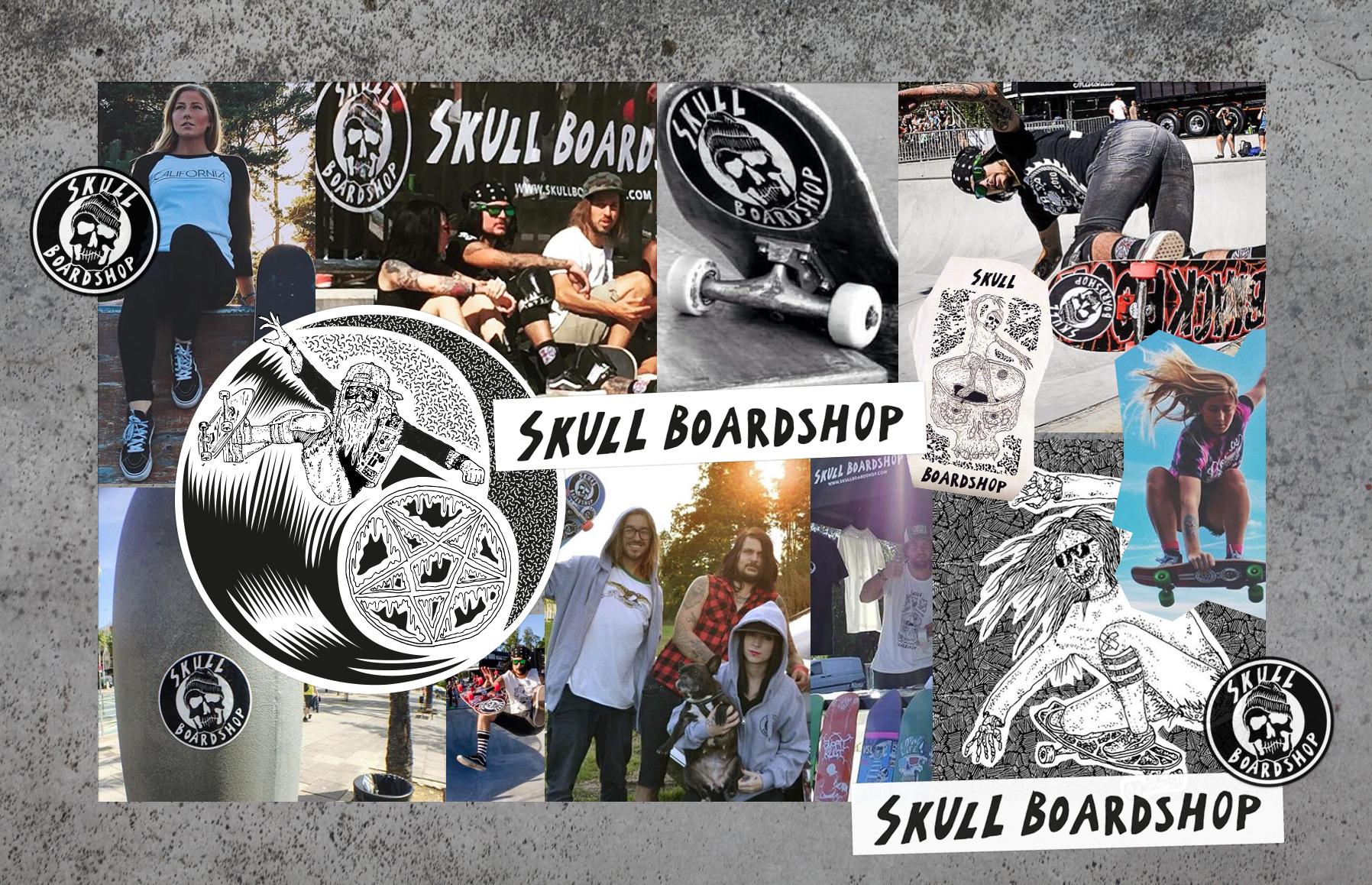 Skull Boardshop