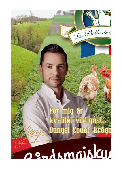 La Belle De France / Tradifood