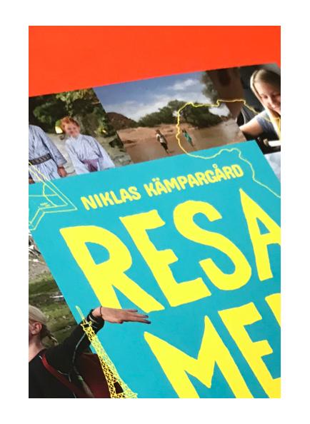 Niklas Kämpargård: Resa med barn (Mima Förlag)