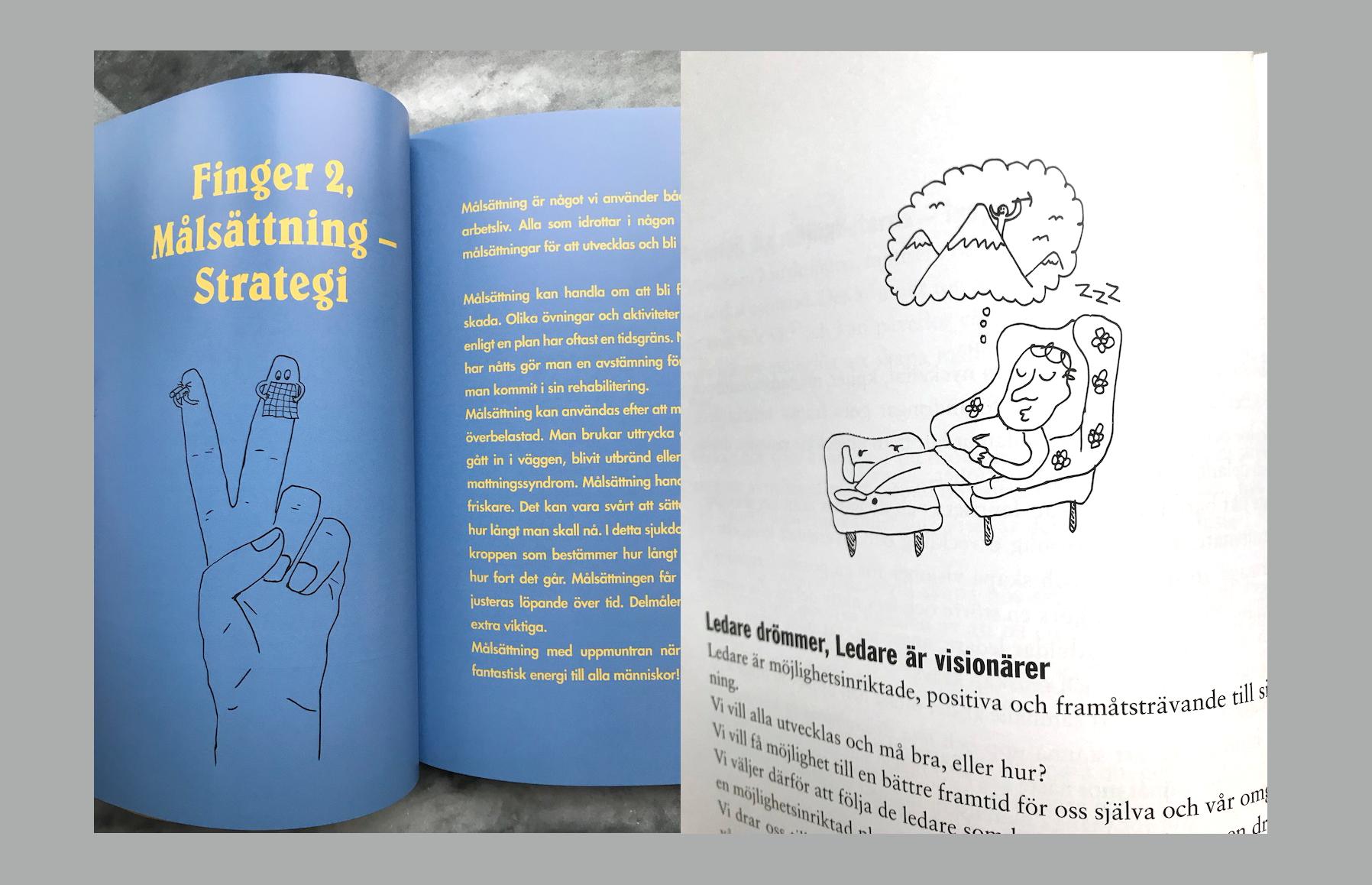 "Janne Tengvall ""Framgångens 5 fingrar"""