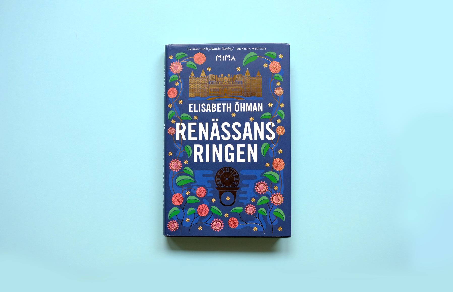 """Elisabeth Öhman: """"Renässansringen"""" & """"Drottningklockan"""" (Mima Förlag)"""